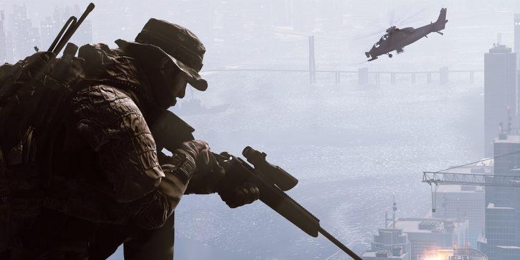Três motivos para jogar de Recon no Battlefield 4