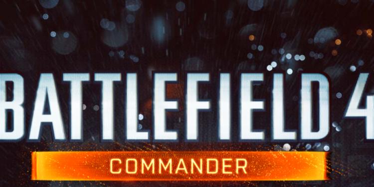 Modo Commander do Battlefield 4, entenda.