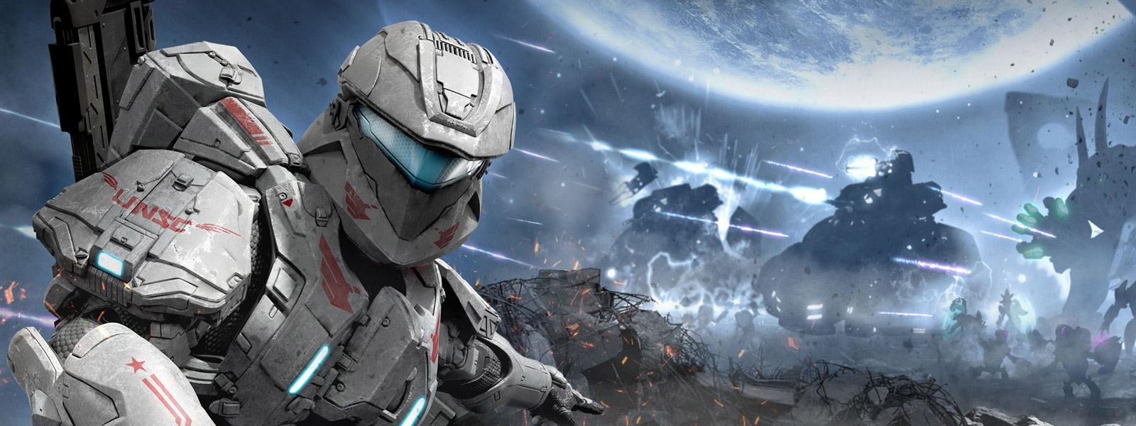 Halo Spartan Assault ganha data de lançamento para Xbox One/360.