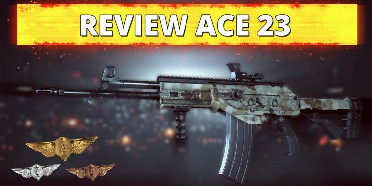 Battlefield 4 – Análise #ACE 23 – Nova M16A3?