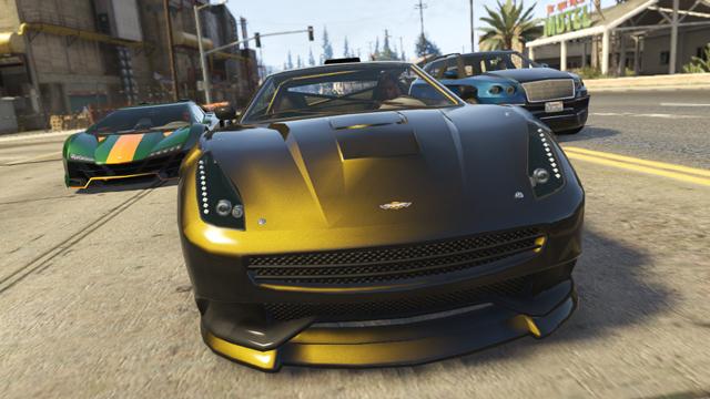 High Life de GTA V