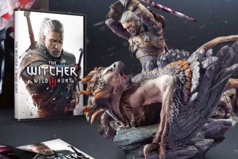 The Witcher 3 Wild Hunt Collectors Edition - Game For Fun