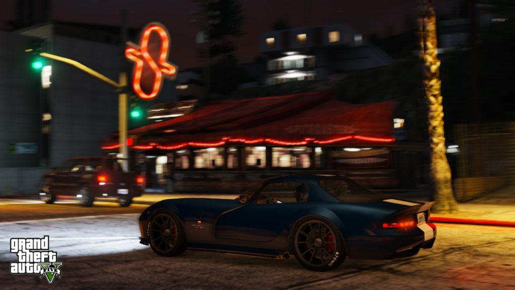 GTA V para nova geração Novos carros e armas