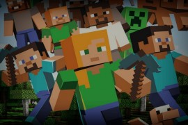 Minecraft Xbox One Edition - Como transferir os mundos