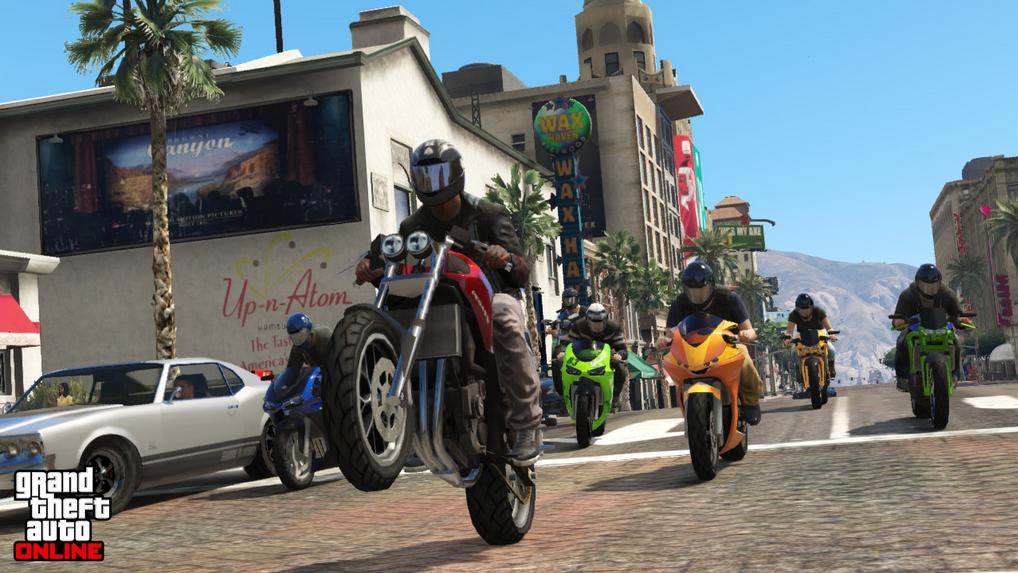 GTA V para nova geração 30 jogadores no GTA Online