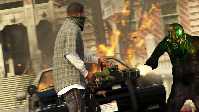 GTA V para nova geração DLC do Modo História