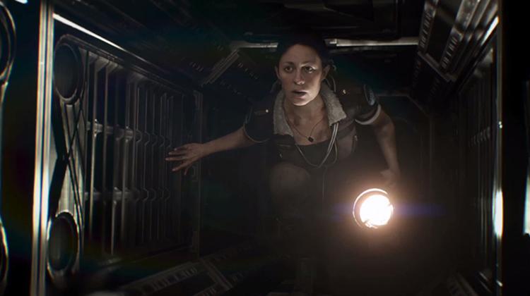 jogo conta a hist  243 ria de Amanda Ripley  filha de Ellen Ripley que    Alien Isolation Amanda Ripley