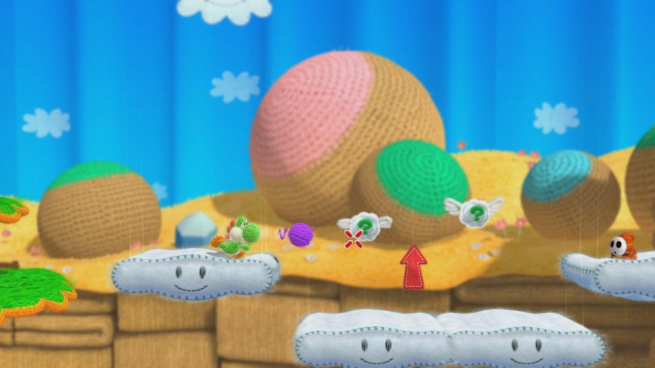 yoshi's woolly world wii u nintendo blast 10