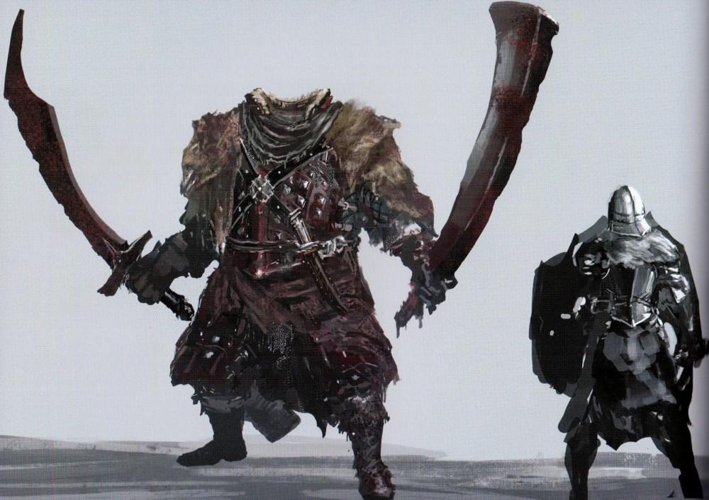 Dark Souls  Sotfs Knight Build