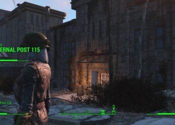 Fallout 4 – Excelente Minigun ( arma única ) + Revista Guns & Bullets