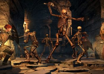 Dragon's Dogma Dark Arisen – Como Pegar a Skeleton Key