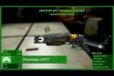 Fallout 4 - Protótipo UP77 (Atira Infinitamente)