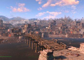 Fallout 4 – 2º vídeo de meus assentamentos montados