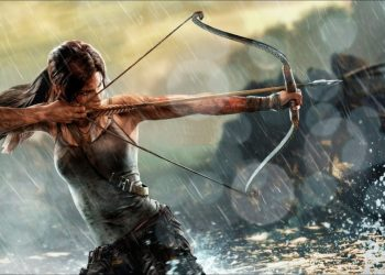 Rise of Tomb Raider – Como Pegar o Arco Composto