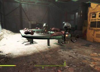 Fallout 4 – Boneco Comerciante e contos de um vendedor
