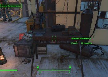Fallout 4 – Como diminuir a barra que limita as construções