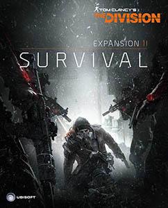 Survival expansões The Division