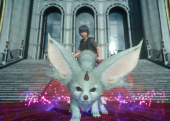 Final Fantasy XV – Platinum Demo Gameplay