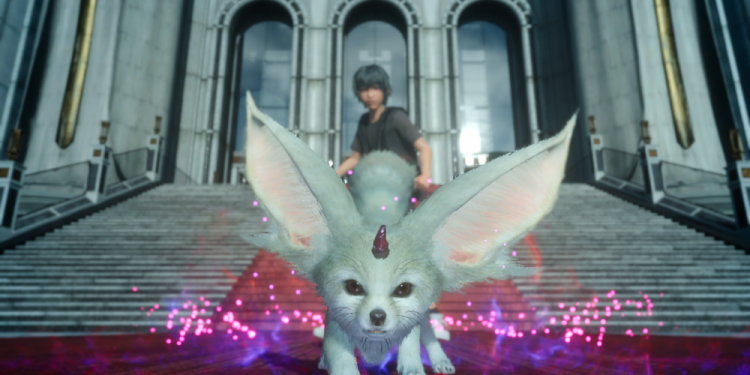 Final Fantasy XV – Platinum Demo Gameplay