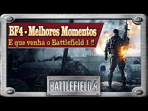 Battlefield 4 – Melhores Momentos