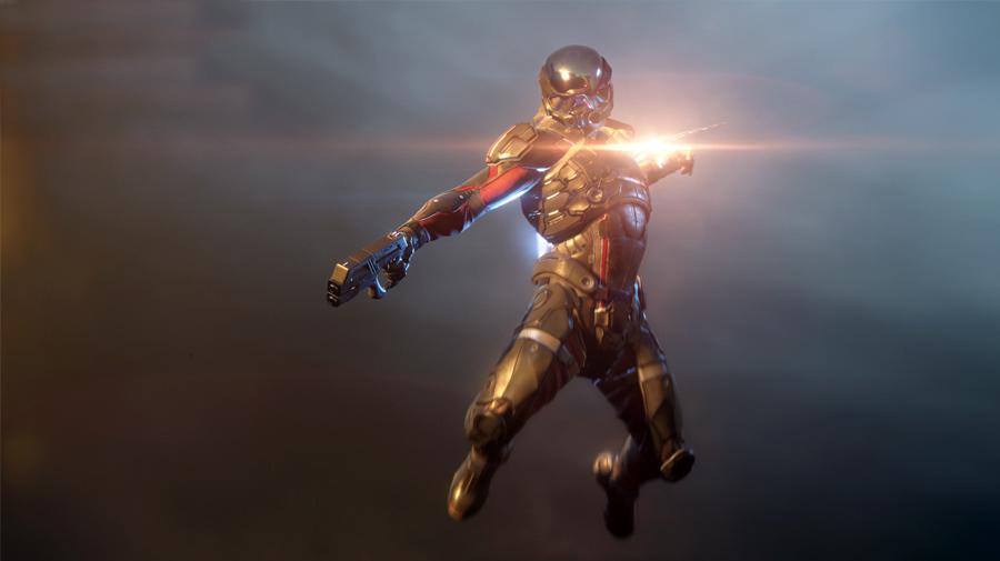 Final de Mass Effect 3 não terá impacto direto em Mass Effect Andromeda