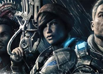 Gears of War 4 ganha novo gameplay brutal