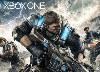 Revelado Xbox One Slim temático de Gears of War 4