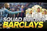 FIFA 16 - SQUAD BUILDER INSANO DA BARCLAYS - MELHORES INSTRUÇÕES NO TIME !