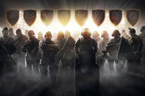 Rainbow Six Siege de graça