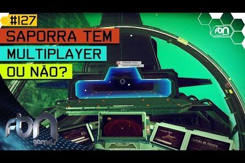No Man's Sky 127 - SAPORRA Tem Multiplayer ou não? - FBN games   PT BR