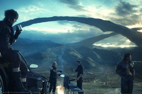 Final Fantasy XV adiado