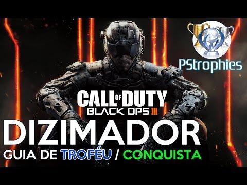 d73d09a7f9e7e Call OF Duty Black Ops 3 – Todos os troféus e conquistas