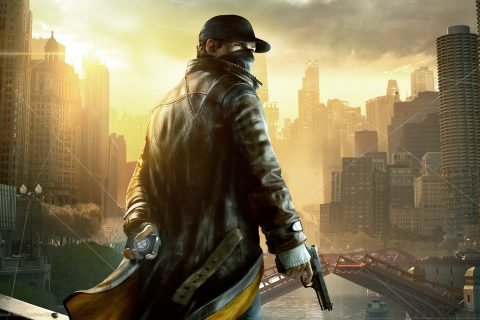 Watch Dogs 2 Easter Egg Aiden Pearce