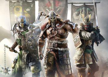 Ubisoft anuncia que For Honor terá Beta aberta