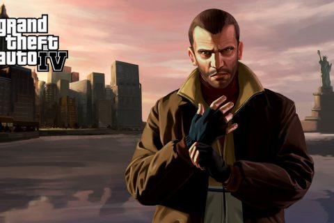 GTA IV Xbox One