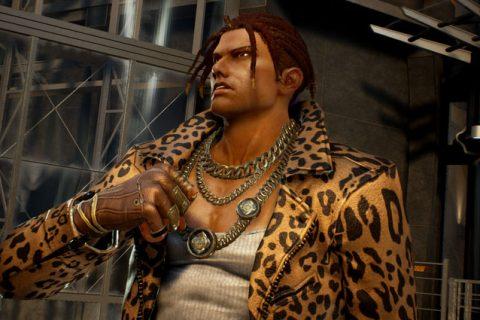 Eddy Gordo Tekken 7 Confirmado
