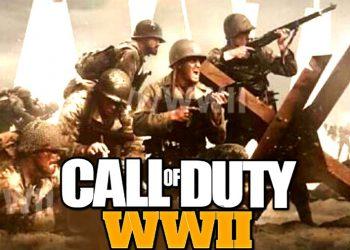 Vaza possível data de lançamento de Call of Duty: WWII
