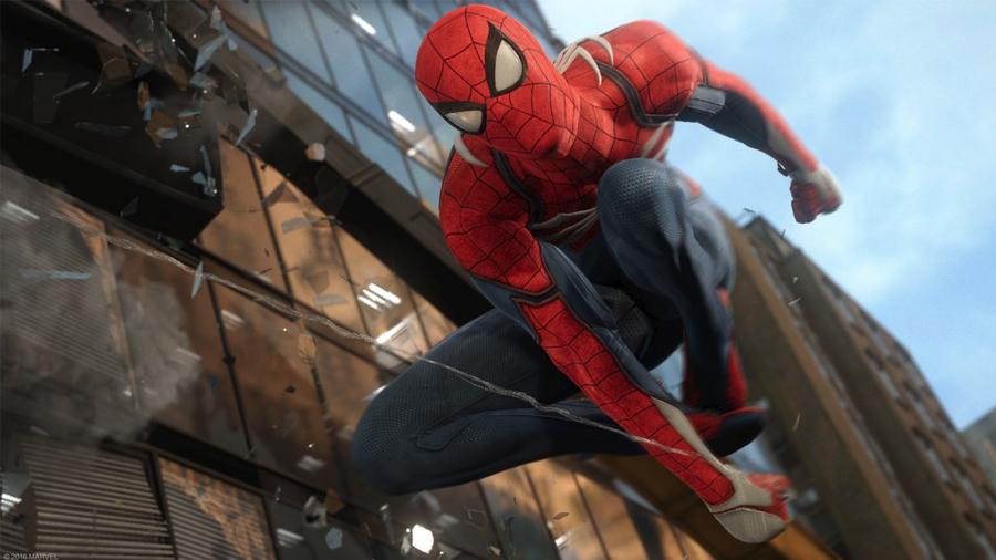 O Homem-Aranha da Insomniac Games será lançado ainda em 2017!