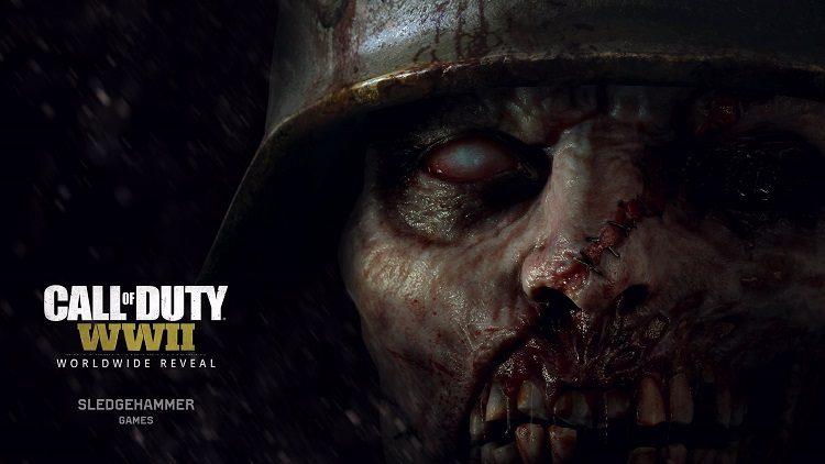 Zumbis nazistas retornam em Call of Duty: WWII