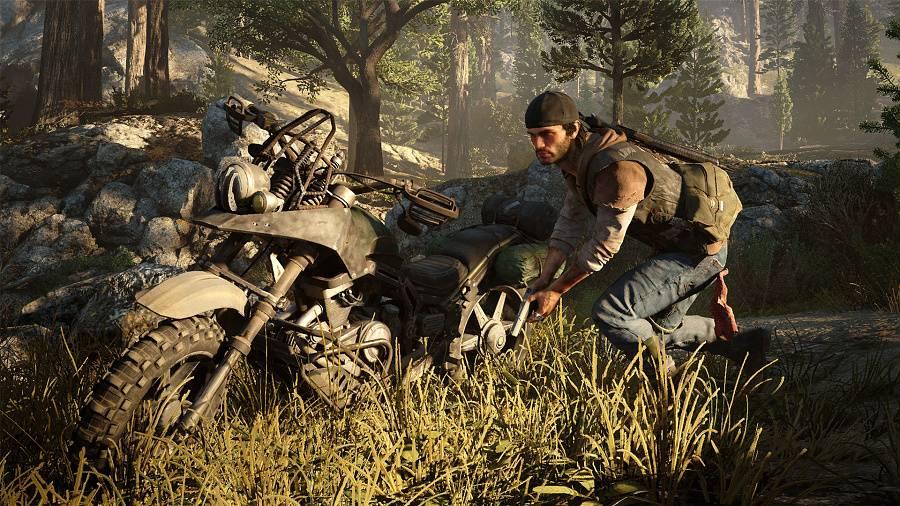 Days Gone tem novo vídeo com gameplay divulgado