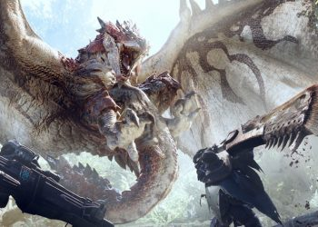 Novo vídeo mostra mais de 20 minutos de Monster Hunter World