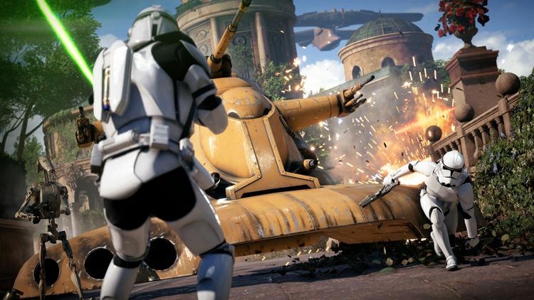 Star Wars Battlefront II já tem data do Beta revelada
