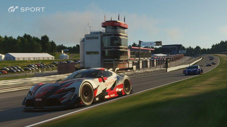 Gran Turismo Sport poderá correr a 8K na PlayStation 5