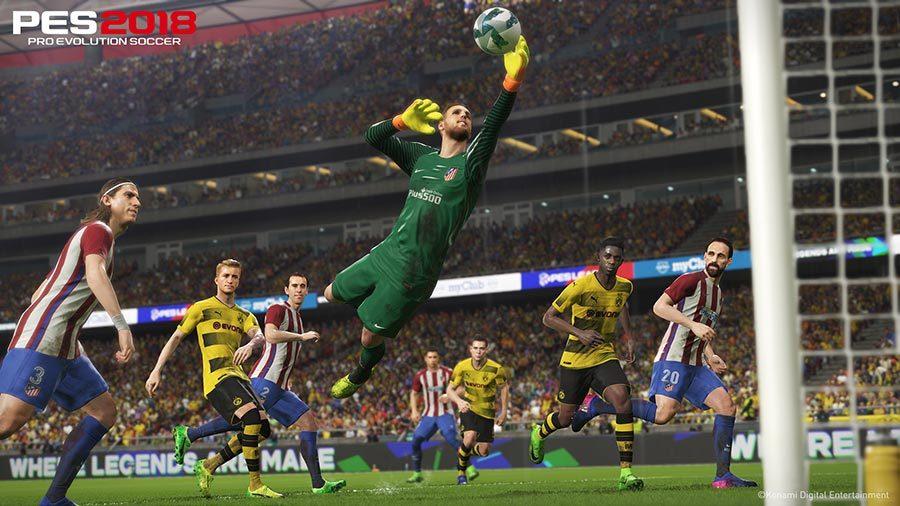 PES 2018: Konami anuncia competição de eSports oficial da Champions League