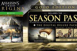 AC Origins Gold Edition