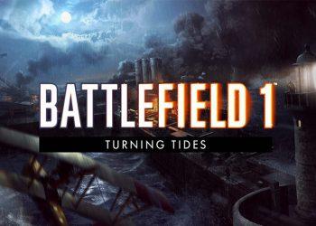 Novidades sobre a nova expansão Turning Tides de Battlefield 1