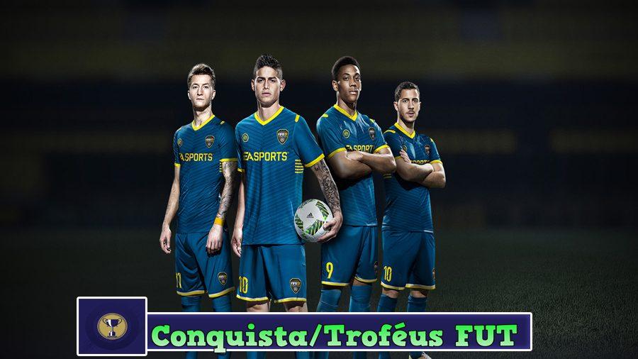 FIFA 18 Archievements FUT