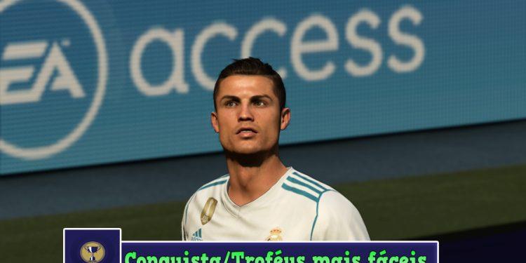 As conquistas mais fáceis do FIFA 18