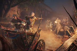 Reveladas as duas expansoes de Assasins Creed Origins