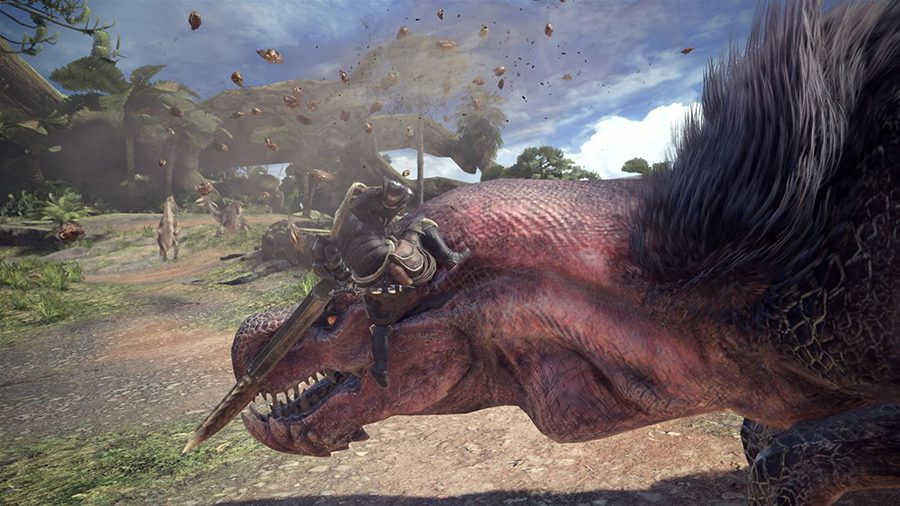 monster hunter world modo coop
